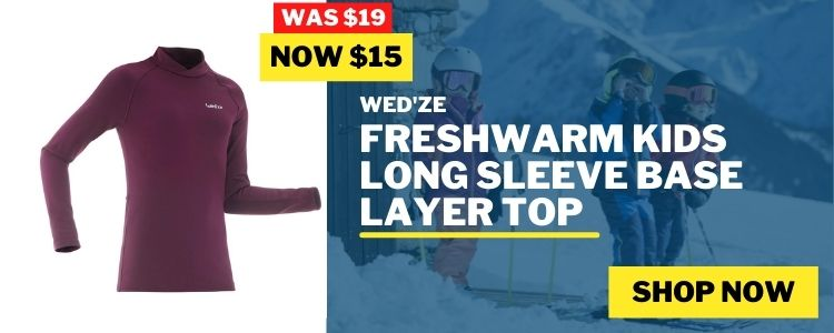 Kids Snow Base-Layers mobile banner