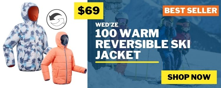 Kids Snow Jackets mobile banner