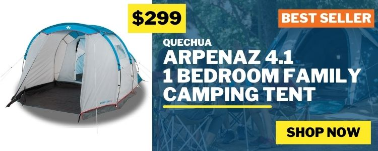 Family Tents mobile banner
