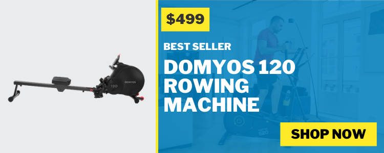 Rowing Machines mobile banner