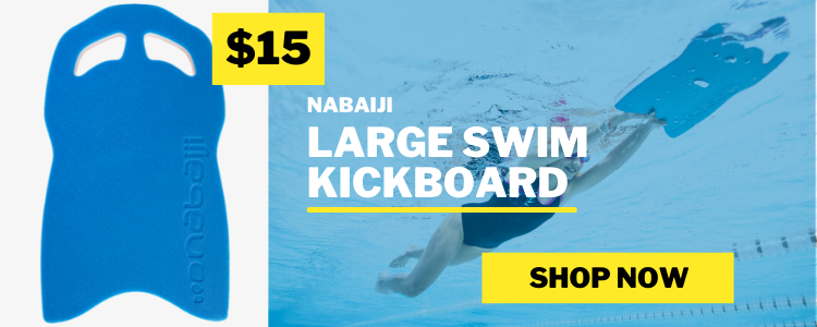 Swimming Gear mobile banner