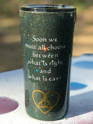 20 ounce Harry Potter Quote