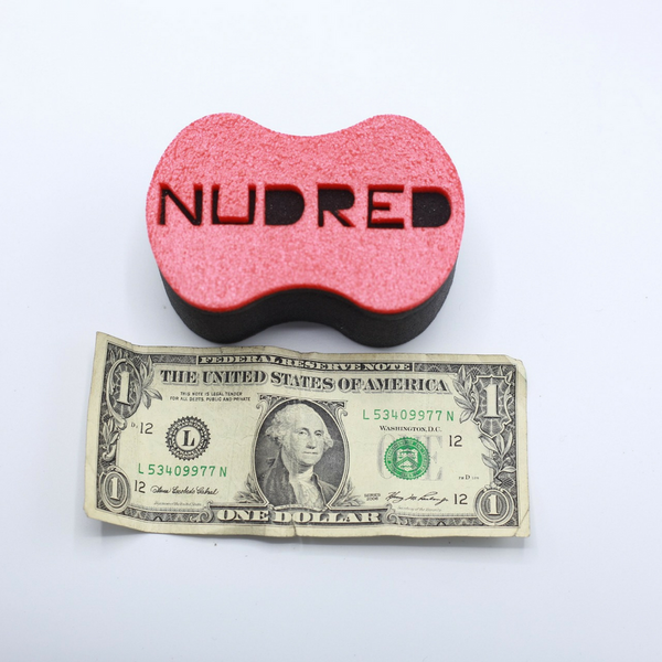 Mini Red NuDred Sponge with 1oz Coil I.T. Travel Set
