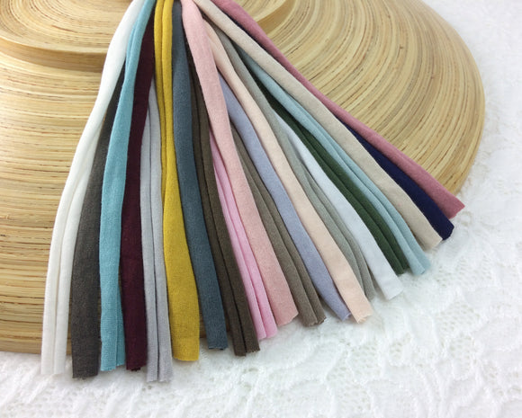DIY Tieback Blanks 20 Assorted Colours