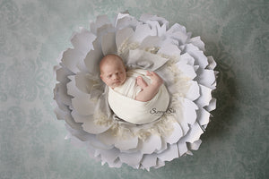 Ivory Newborn Stretch Wrap