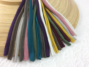 DIY Tieback Blanks Fall Colours