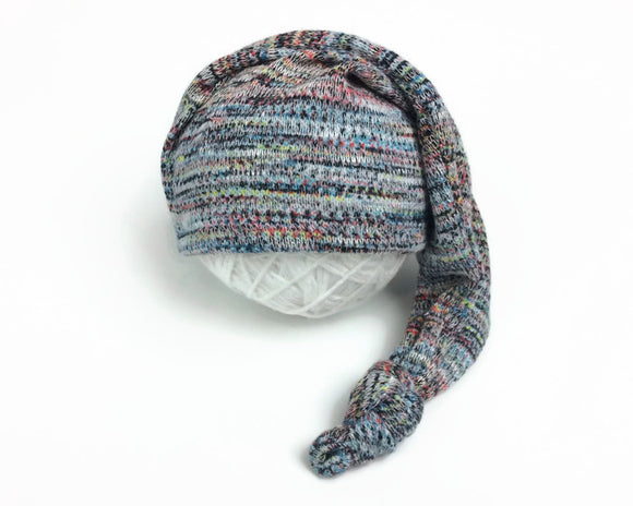 Mulit-Colour Newborn Sleepy Hat