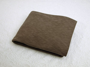 Newborn Posing Fabric - Brown Variegated