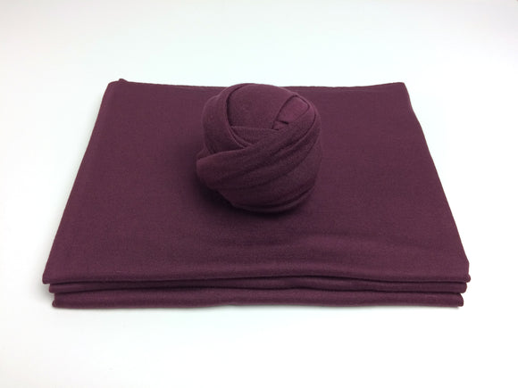 Raisin Newborn Stretch Wrap