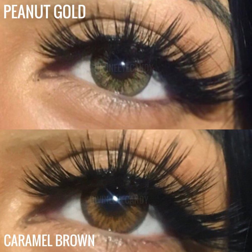 Peanut Gold Brown