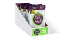 Multi pack of Grass Roots Kitchen Energy Spheres in Mucho Matcha flavour.