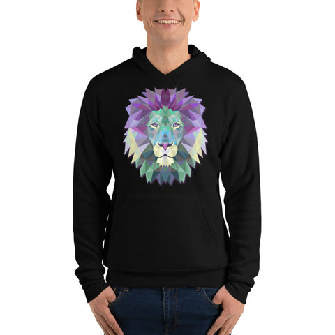 Custom Printed Unisex Fleece Hoodie