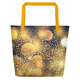 All-over Printed Beach Bag