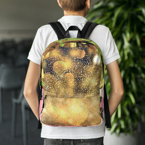 Custom Printed Backpack
