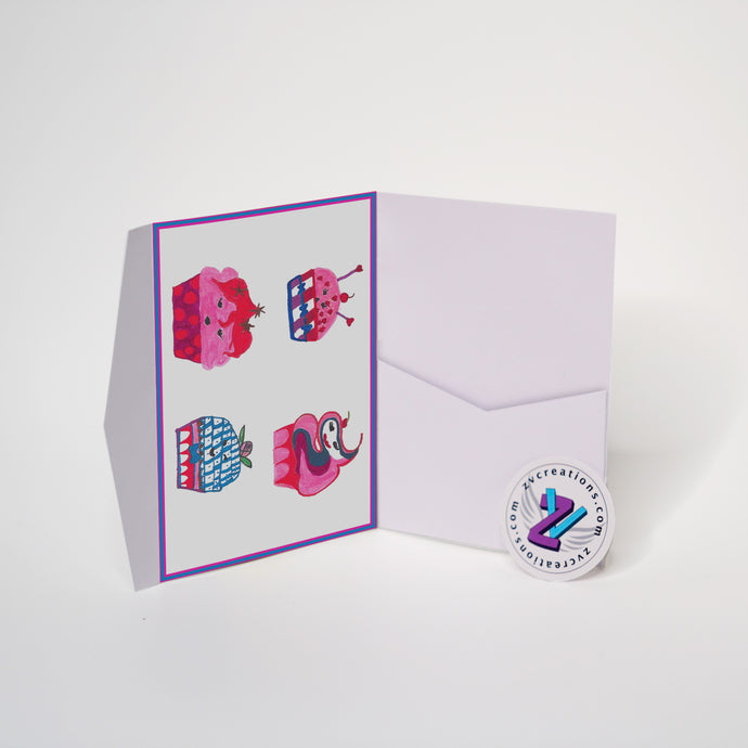 Cards - American Cupcakes
