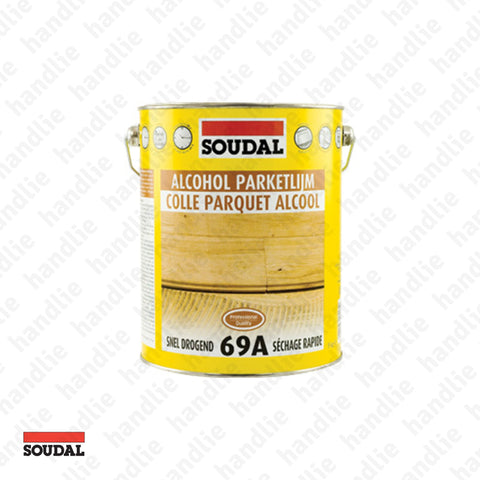 69A - Alcohol parquet adhesive