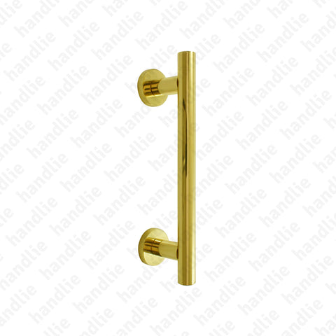 A.5163P.300 - Pull handle for doors - Brass