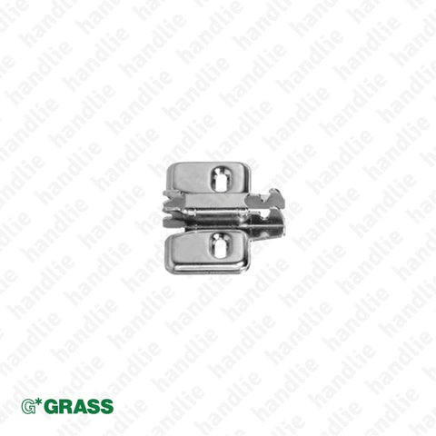 "ACE.GRA.F060.073 - ""NEXIS"" Click Cross Mounting Plates - 3D Adjustment 