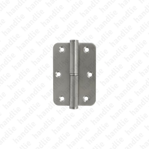 ASM.805.A - Hinge for cubicles - Stainless Steel