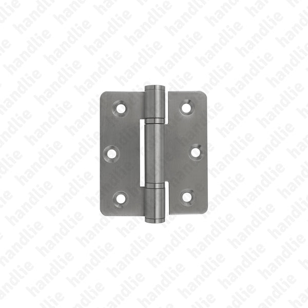 ASM 805 D - Hinge for cubicles - Stainless Steel