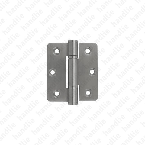 ASM.805.D - Hinge for cubicles - Stainless Steel