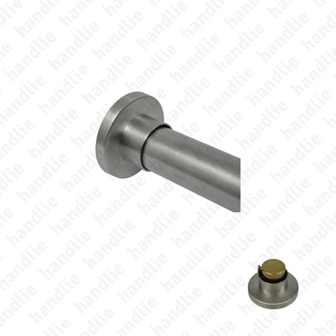 ASM.811 - Headrail socket - Stainless Steel