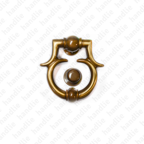 B.3550.150 - Door knockers - Brass