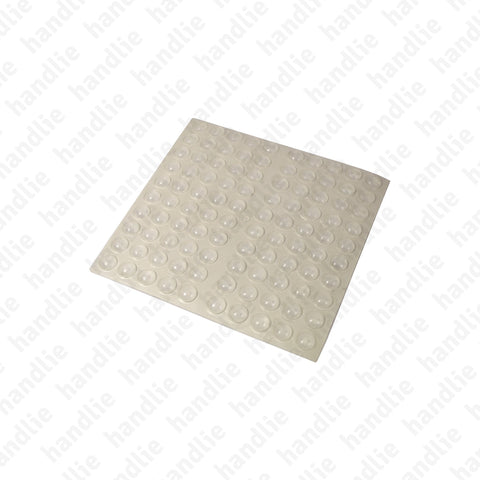 BA.7x1.5 / BA.10x33 - Self adhesive buffers for furniture