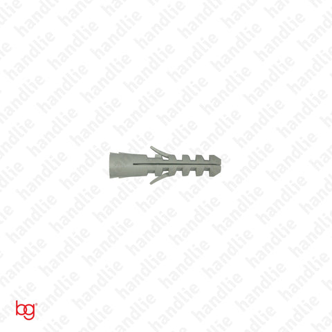 Nylon wall plugs - without lip - BN 100