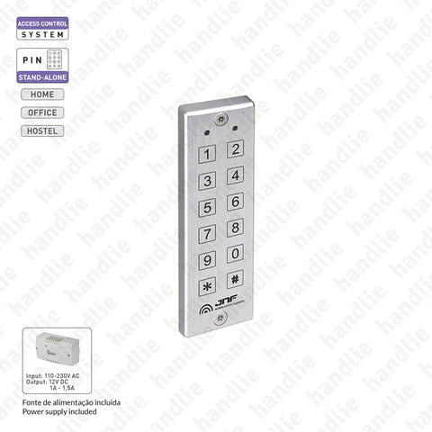 CA.6801 - Standalone access control with PIN code