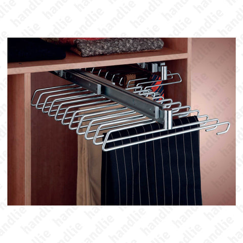 CAB.174105/174106 - Pull-out trouser rack