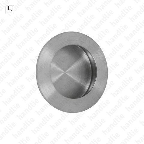 CE.IN.8225 - Flush handle - Ø40, Ø50 and Ø65 - Stainless Steel