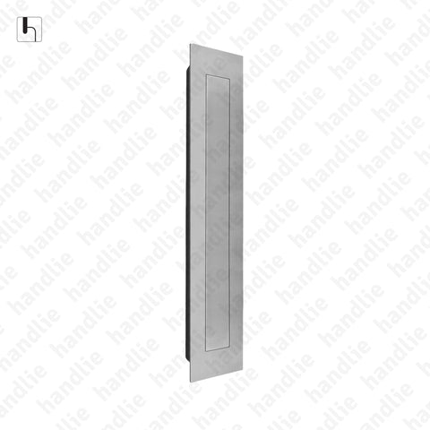 CE.IN.8904 / CE.IN.8905 - Flush handles 300x55 - Stainless Steel