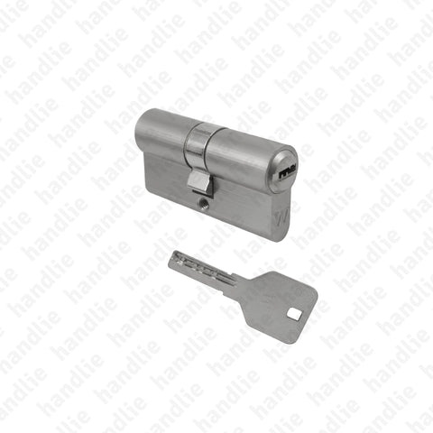CIL.2100 - Security euro cylinder - Key / Key - Budget Series