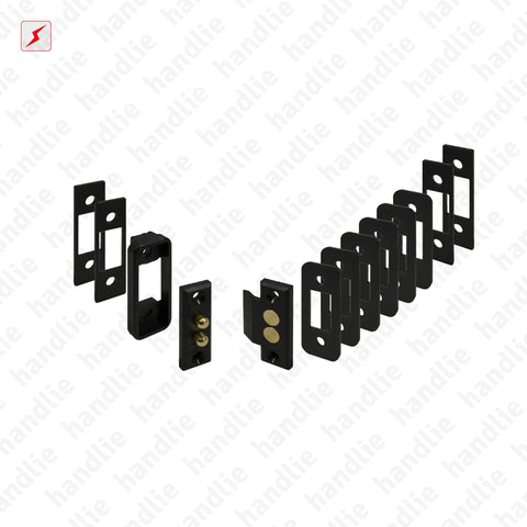 COE.50060 - Contact set (alternative to door loop) for 12V electric locks