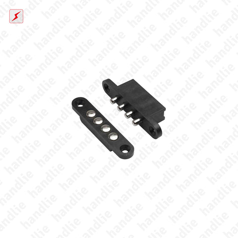 COE.6909 - Electrical contact set with 4 contacts