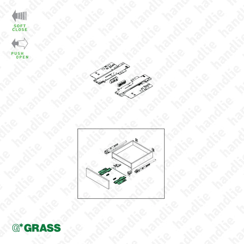 COR.F134.109.323 - DYNAPRO TMSC - GRASS - Dynapro TMSC Dampers Pair | GRASS