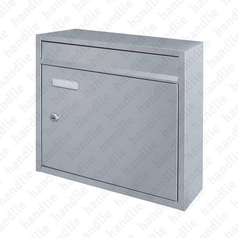 CX.4413.1 - Mailbox - Stainless Steel