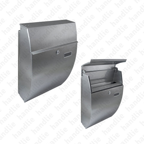 CX.IN.4 - Mailbox - Stainless Steel