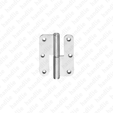 IN.05.019.90.BR.ECO - Lift Off Hinge - Eco series - 70 x 90 x 2,5mm