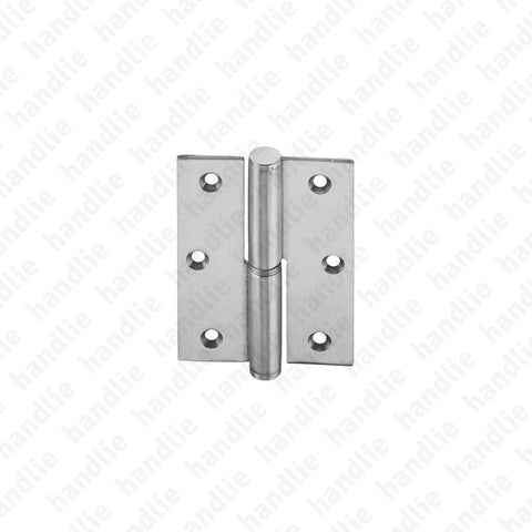 IN.05.019.90.ECO - Lift off hinge - Eco series -  65 x 90 x 2,5mm
