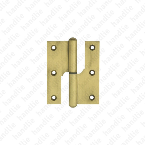 D.6903 - Lift Off Hinge - Brass