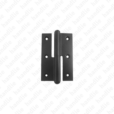 D.6905 - Lift Off Hinge - Matt Black