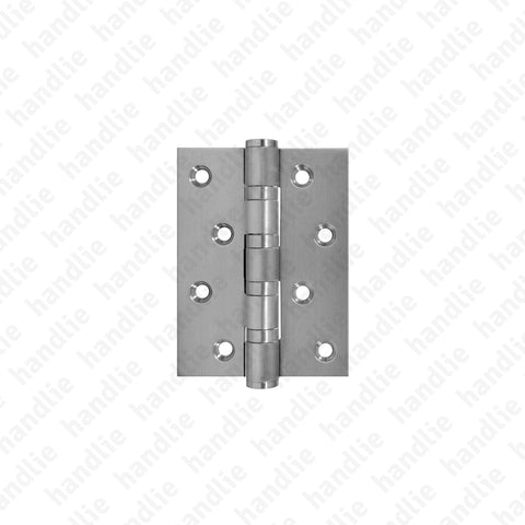 D.8022/100 - Butt Hinge - Stainless Steel