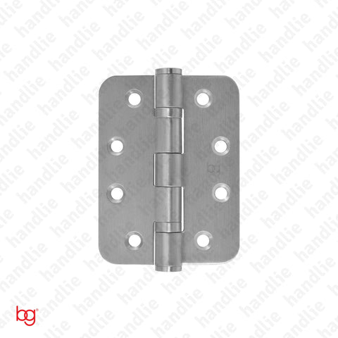 D.8023.R/100 - Butt Hinge - Stainless Steel