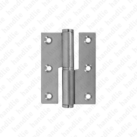 D.8312 - Lift Off Hinge - Stainless Steel