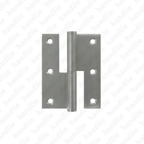 D.8319 - Lift Off Hinge - Stainless Steel