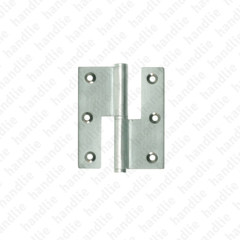 D.8412 - Lift Off Hinge - Stainless Steel