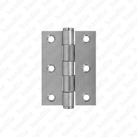 D.8612 - Butt Hinge - Stainless Steel