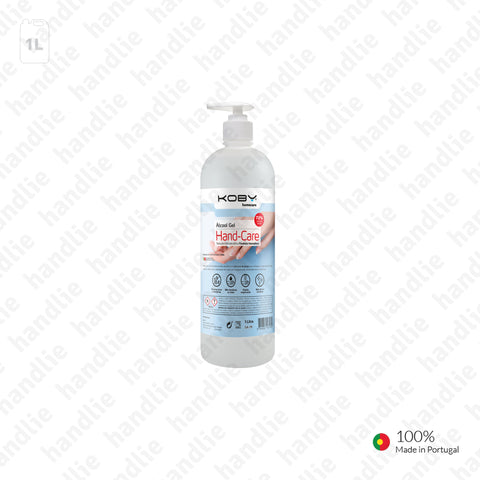 AG.HC.KOBY.1L - Alcohol Gel HAND-CARE - 1 Litre